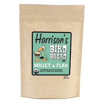 BIRD BREAD MIX - MILLET & FLAX